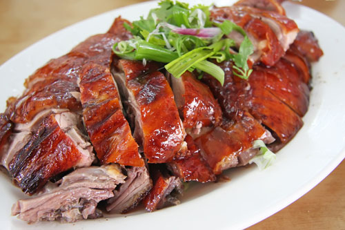 Chinese  Roast Duck